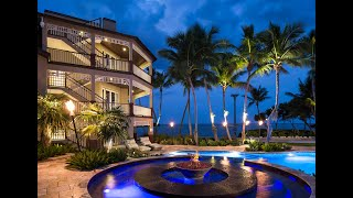 Gorgeous Florida Keys Oceanfront estate.