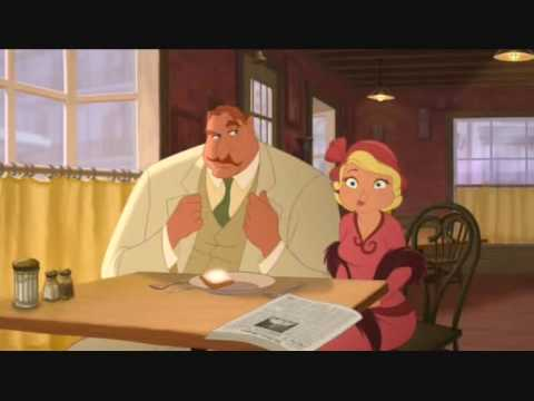 The Princess and the Frog - diner scene.wmv