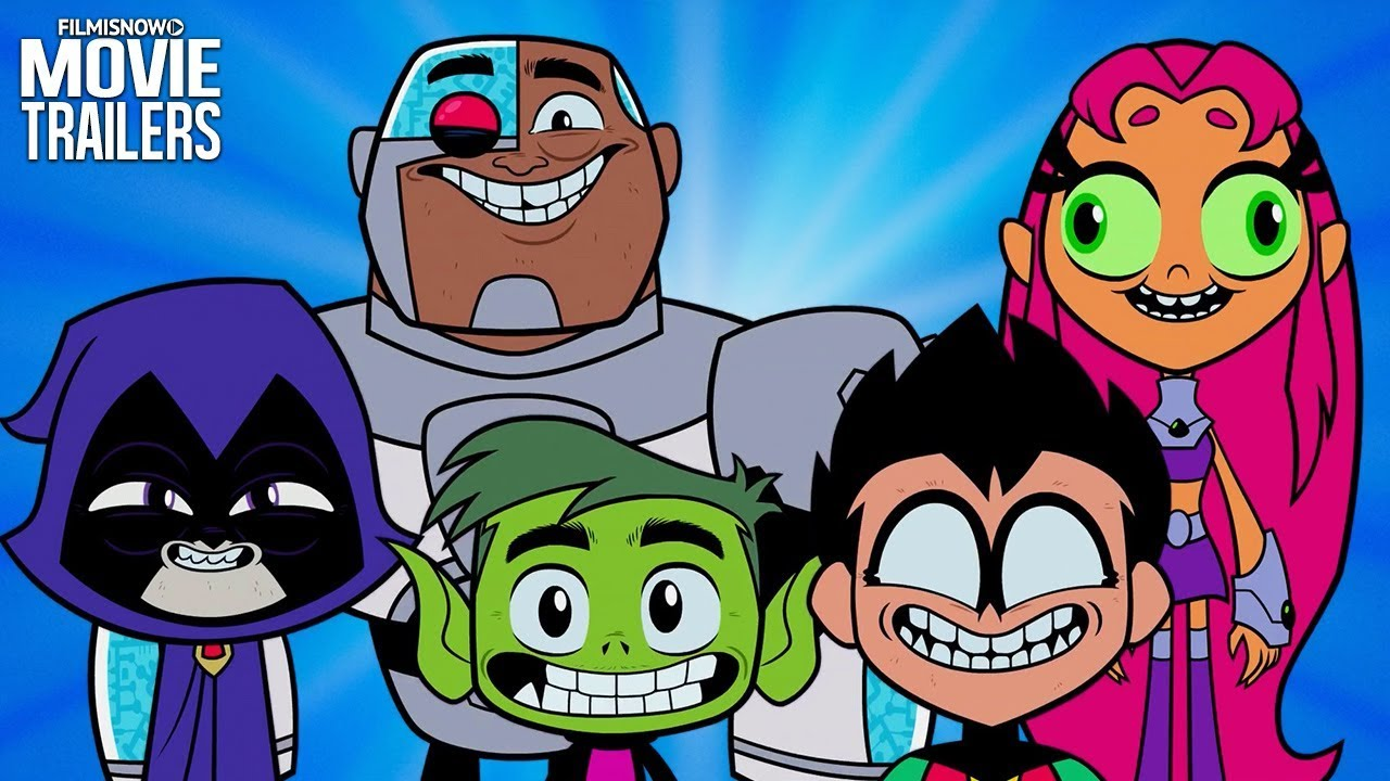 Teen Titans Go To The Movies  First Trailer For Dc -7184