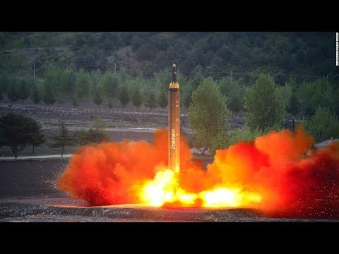 N. Korea will 'continue to provoke nuclear war' -US 10 mins to prepare if North strikes & more news!