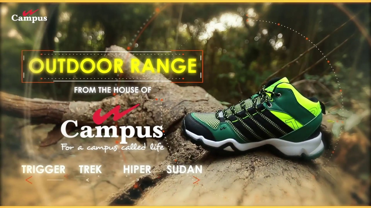 Campus Outdoor Shoes - YouTube