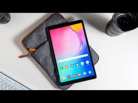 Samsung Galaxy Tab A 10.1 T510 Test: Super Preis/Leistungsverhältnis
