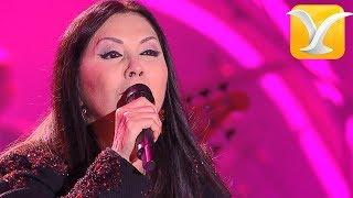 Ana Gabriel - Gracias a la vida - Festival de Viña del Mar 2014 HD