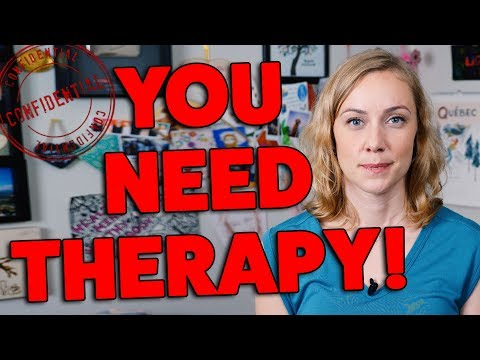 5 Signs that You Need Therapy! | Kati Morton