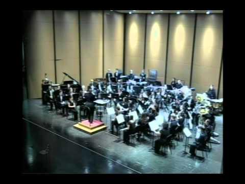 Incantation and Dance - Butler University Wind Ensemble