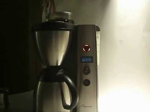 hqdefault Coffee Maker Grinder Combination