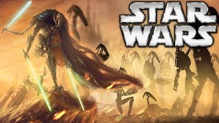 The Separatist War Strategy: Star Wars lore