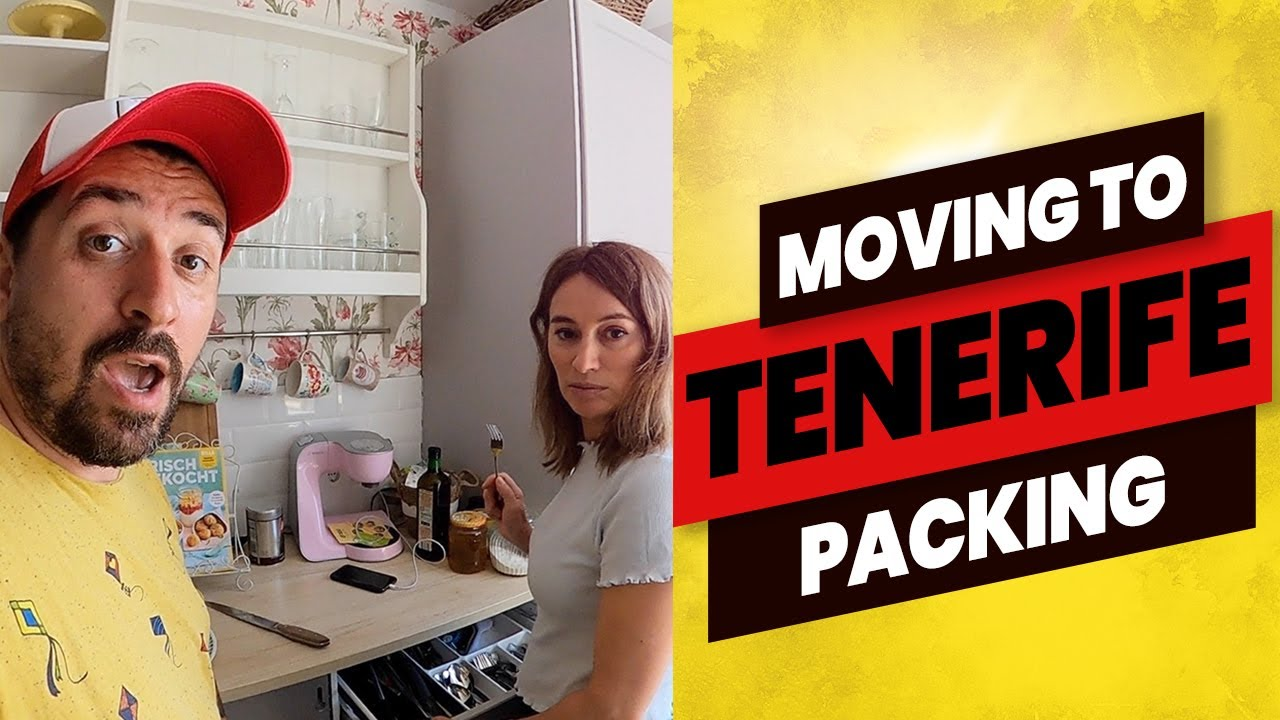 MOVING TO TENERIFE IN 2021 - WHAT TO PACK / MUST HAVES / TIPS