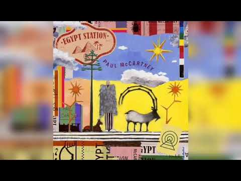 """Paul McCartney Egypt Station """"Happy With You"""""""