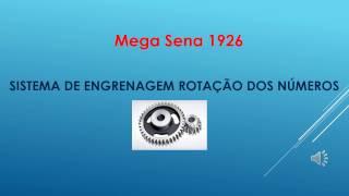 mega sena 1926 Dica quente