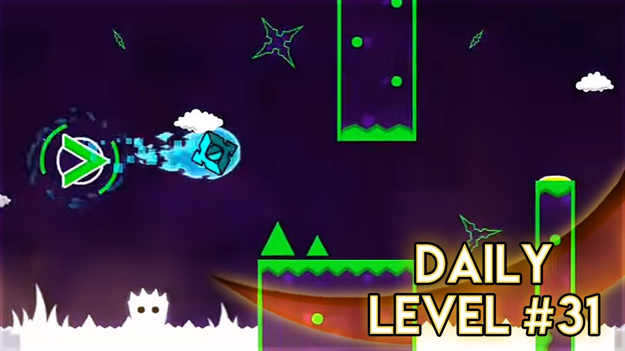 "DAILY LEVEL #31 | Geometry Dash 2.1 - ""Depression"" by ..."