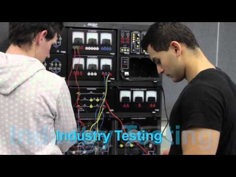 SMART Infrastructure Facility Laboratories - Power Quality