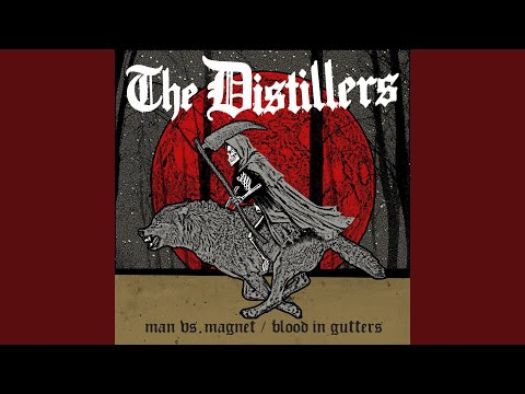"""The Distillers Release New Songs """"Man Vs Magnet"""" And """"Blood In Gutters"""""""