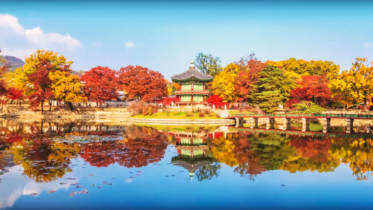 Beautiful South Korea Landscape Youtube
