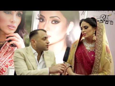 Asian Bride Live 2016 Hosted by Kiran Rai