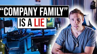 """""""The Company Family"""" IS A LIE #grindreel"""