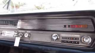 1965 442 4 Speed Test Drive
