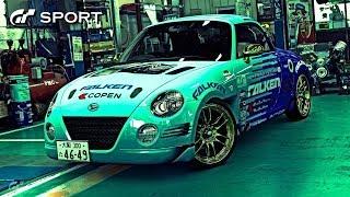 GT SPORT - Daihatsu Copen REVIEW