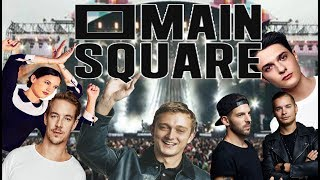 VALD, MAJOR LAZER, KUNGS & DIRTYPHONICS: LE MAIN SQUARE FESTIVAL