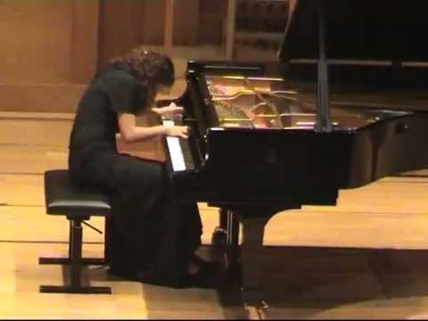 Anna Drubich Schubert Impromtu  op. 142 no.2