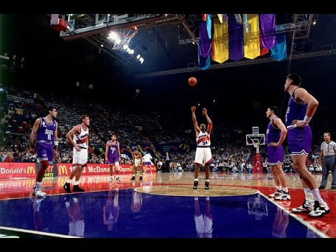 Real Madrid - Phoenix Suns (Open McDonalds 1993)
