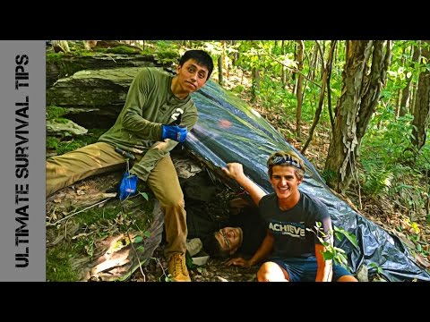 """WOW! 49 """"City Kids"""" Conquer the Wilderness @ Ultimate Survival Challenge - Teen Edition"""