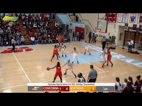 Watch live: Northrop vs Concordia | Girls Basketball Broadcast