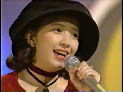 高橋由美子「yell」1993.11.07『アイドルオンステージ』より
