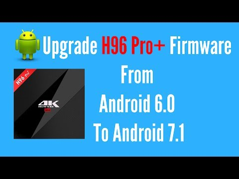 h96 pro plus firmware with twrp in it