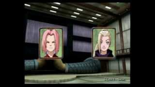 Naruto Clash of Ninja 2: Story Mode Lose scenes