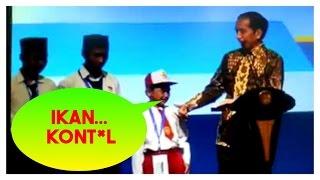 Video Salah Ngomong Saat Ditanya Jokowi download MP3, 3GP, MP4, WEBM, AVI, FLV Agustus 2018