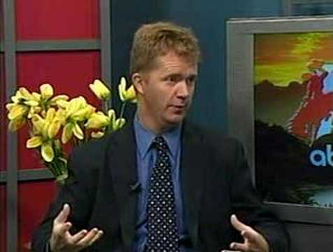 Even on K2 Television Good Morning Wyoming 9/19/2007