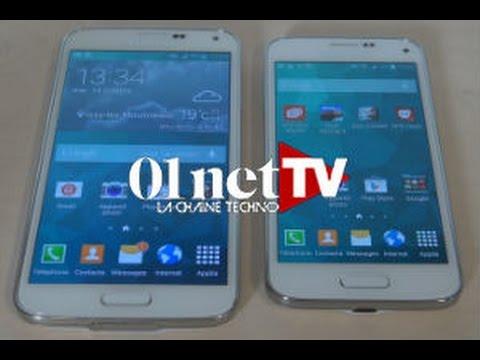 Test du Samsung Galaxy S5 Mini : une version allégée mais trop chère
