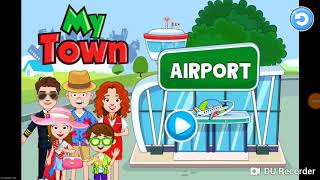 How to fly the plane in my town airport #roleplay/part 1