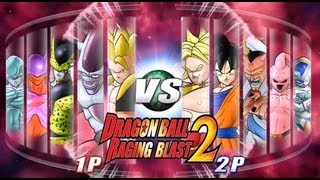 Dragon Ball Z Raging Blast 2 - Dream Battles (Live Commentary)