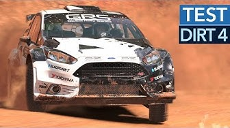 DiRT 4 - Test zum Rallye-Hit