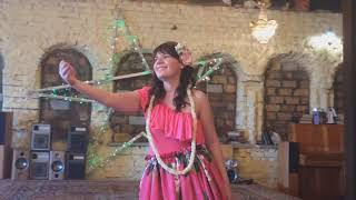 """Гавайский танец: """"Мои сладкие ароматные жасминовые леи"""" (студия танца Милиани)"""