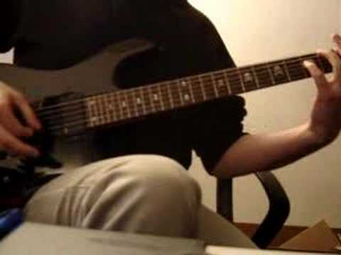 Dropped-G Tuning - Ultra Low Heavy Metal Riff