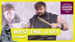 West End LIVE 2017: Stomp