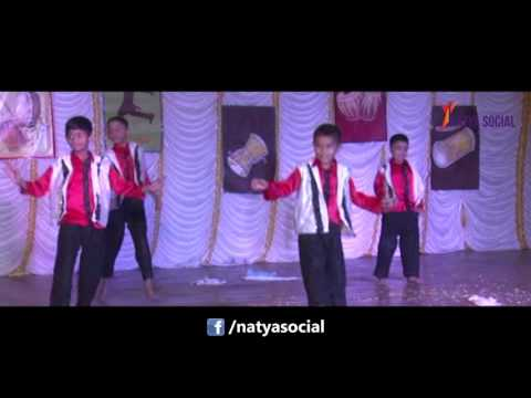 Amazing Dance Performance on Dekha Na Hai Re Socha Na | Natya Social