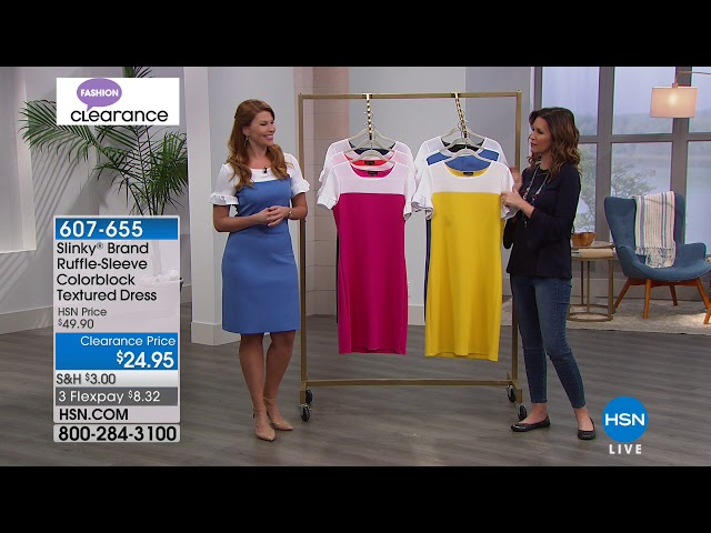 Hsn Fashion Accessories Clearance 08 23 2018 06 Am Youtube