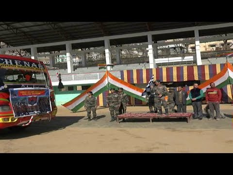 Army flags off capacity building tour