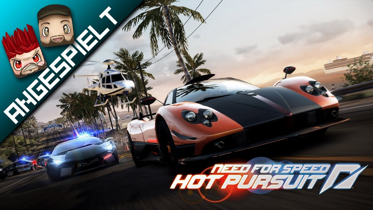 Hot Pursuit Deutsch