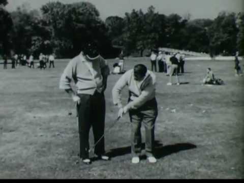 1950's Texaco Havoline Advertisement featuring Don Ford, PGA Champion