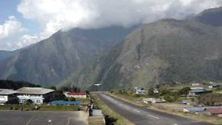Lukla: one of the most dangerous airports