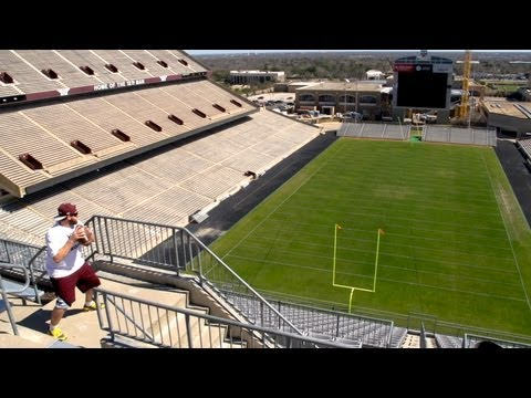 Wide Receiver Edition | Dude Perfect