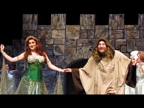 The Song That Goes Like This from SPAMALOT  Kat Le Fevre