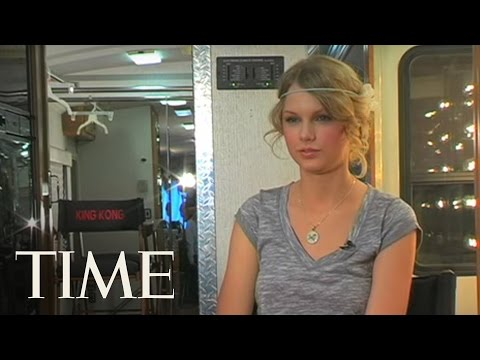 TIME Magazine Interviews: Taylor Swift