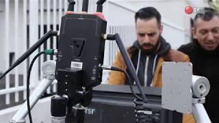 WIRELESS VIDEO TRANSMITTER TEST - TSF CAMERA 2017