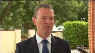 Christopher Pyne Likens Australian Government To A Scene From